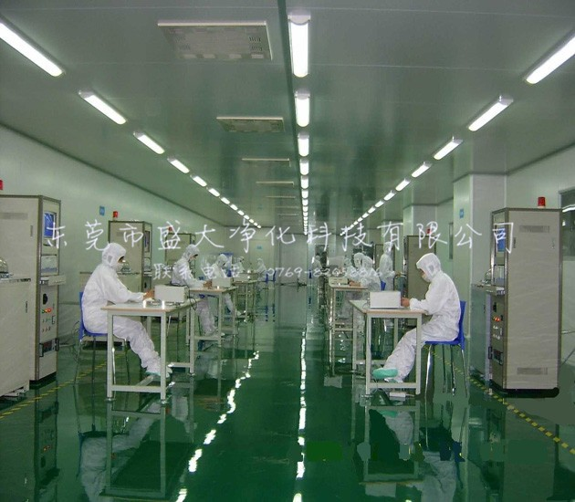 东莞净化工程设计